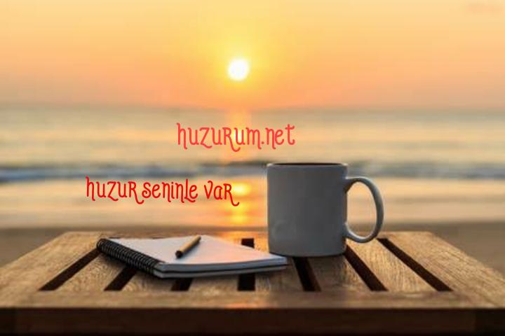 HUZUR SENİNLE VAR